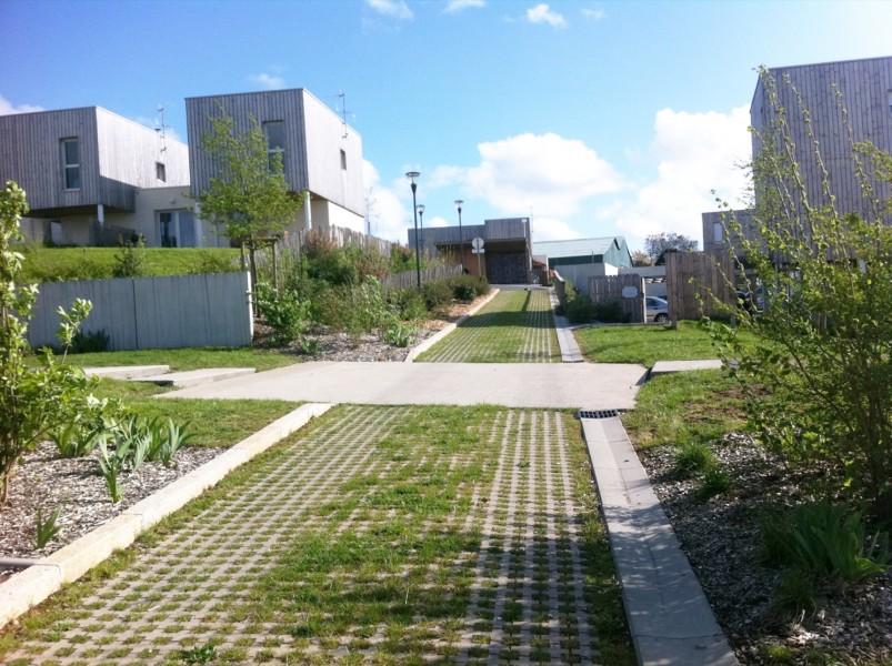 Quartier Ouest Centre-ville COUËRON / AGGLOMÉRATION NANTAISE
